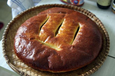 Lucy's Kitchen Notebook: Les Treize Desserts: Pompe à l'Huile | Travel | Scoop.it