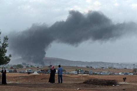 Activists: Airstrikes hit jihadi targets in Syria - US News   News You Can Use - NO PINKSLIME   Scoop.it