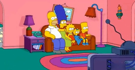 11 Times 'The Simpsons' Predicted the Future of Technology | Sustain Our Earth | Scoop.it
