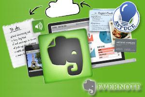 Stockez vos infos importantes sur le Net (Evernote) | François MAGNAN  Formateur Consultant | Scoop.it
