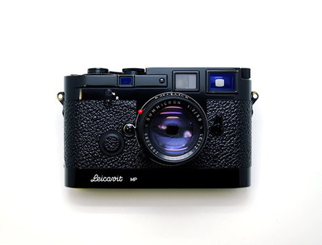 Camera Geekery: The Leica MP-3  - Japan Camera Hunter | L'actualité de l'argentique | Scoop.it