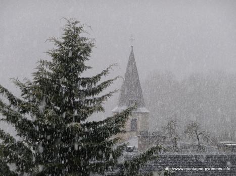 Livraison de neige sur l'Aure ... | Vallée d'Aure - Pyrénées | Scoop.it