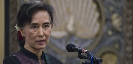 Can Aung San Suu Kyi Bring an End to Civil War in Myanmar? | Glopol Peace and Security | Scoop.it