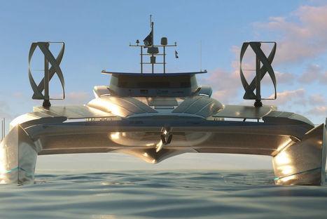 Energy Observer, le premier bateau autonome en énergie, prépare son tour du monde - L'Usine de l'Energie | BGE Innovation | Scoop.it