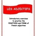 French Adjectives - Introductory Exercises | French Resources to Download and Print | Scoop.it