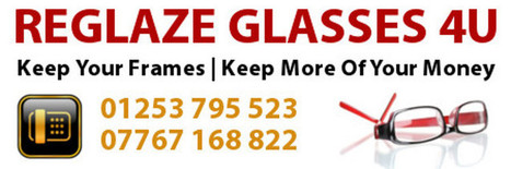 Reglaze Glasses - Value Vision Mobile Optical Service | Don't buy a New Pair of Glasses - reglaze them and keep your frames | Scoop.it