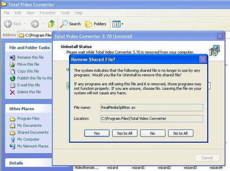 Uninstall Total Video Converter | How to Uninstall Windows Programs | Scoop.it