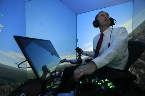 AI beats top U.S. Air Force tactical air combat experts in combat simulation | KurzweilAI | Global Brain | Scoop.it
