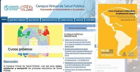 Curso Virtual de Codificación con CIE-10 - Comunidad dedicada al Fortalecimiento de los Sistemas de Información de Salud (SIS) | Salud Publica | Scoop.it