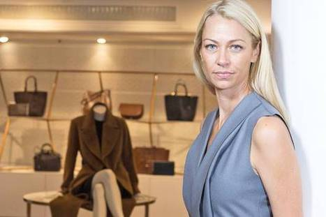 The Jaeger bombshell: meet the American charged with making women fall back in love with the iconic British brand | Insights into International Business | Scoop.it