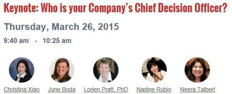 Who is your Company's Chief Decision Officer? | Decision Intelligence | Scoop.it