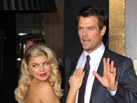 Alison Brie was the Vi... Josh Duhamel Cheating