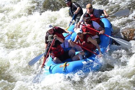 Colorado River Rafting | Whitewater Rafting Colorado River | Colorado Fly Fishing Trips - Rocky Mountain Adventures | Scoop.it