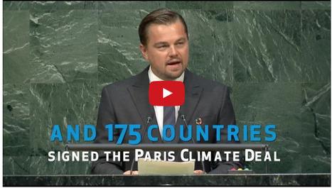 175 països ratifiquen l'Acord de París sobre #canviclimàtic | #CanviClimàtic al dia | Scoop.it