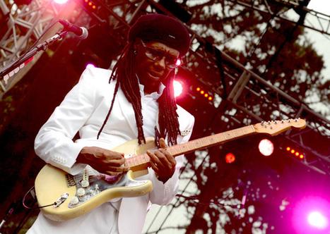 Fender: Nile Rodgers parla della sua Hitmaker | Stratocaster | Scoop.it