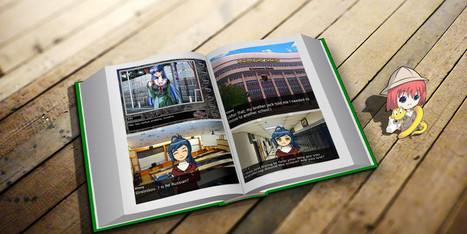 Learn To Make Your Own Visual Novels With Ren'Py, Or Play One Of These | Miss Cell Any | Scoop.it
