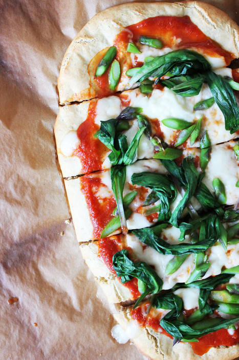 Gluten-free Pizza Crust - autumn makes and does | Gluten Free Food | Scoop.it