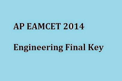 AP EAMCET 2014 Preliminary Key for Engineering | Eamcet Results 2014 | Scoop.it