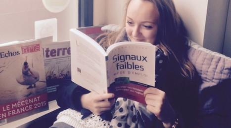 Bienvenue à Margaux, notre nouvelle stagiaire. – // Génération2conseil //   Innovations sociétales, RSE, Philanthropie   Scoop.it