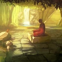NATURE ET BIEN-ETRE  - méditer pour se sentir mieux dans son corps et dans sa tête | communication non violente et méditation | Scoop.it