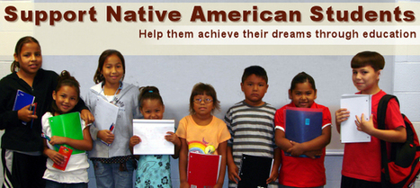 AIEF Home - American Indian Education Foundation | Native American Education | Scoop.it