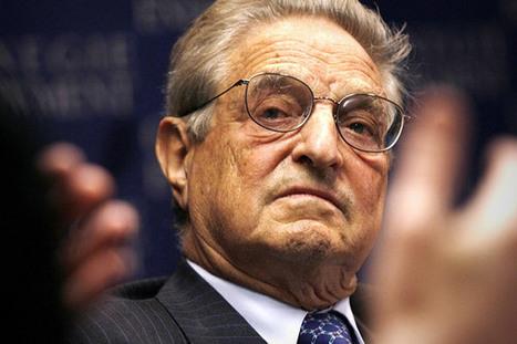 Sorosleaks: Τα εσωτερικά έγγραφα του Τζορτ Σόρος | gatoulos | Scoop.it