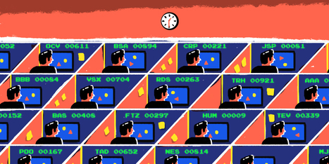Gamification Advocates Try Really, Really Hard to Make Work Fun | My Updates | Scoop.it