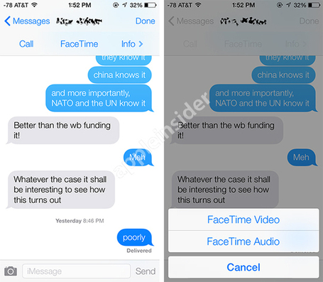 iOS 7 beta: FaceTime Audio brings built-in VoIP, free long distance calling to iPhone | VoIP & Tell Us: the VUC News Page | Scoop.it