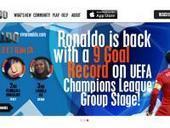 Cristiano Ronaldo lanza Viva Ronaldo, su propia red social - La ...   Redes Sociales   Scoop.it