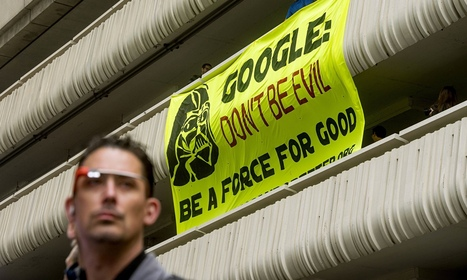 From Google to Amazon: EU goes to war against power of US digital giants | Information Science | Scoop.it