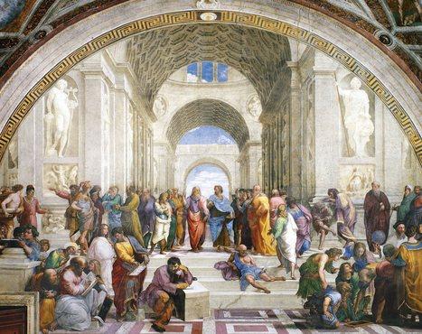 Filósofos de Grecia: La vida de los amantes de la sabiduría | Mundo Clásico | Scoop.it