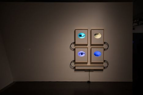 Art and Tech Have a Really Cool Baby at a San Francisco Museum | Clic France | Scoop.it