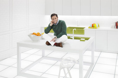 Kohler colors for the kitchen by Jonathan Adler - Busyboo | In the kitchen with Bruce | Scoop.it