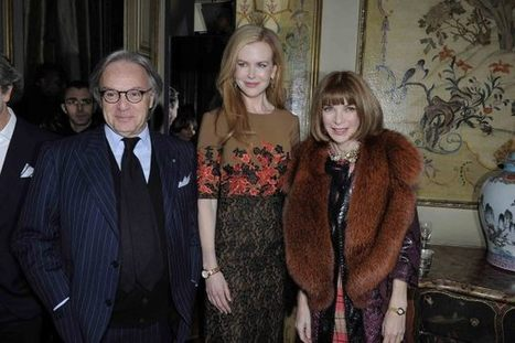 TOD's Autumn/Winter 2012-2013 Signature Collection Launch at Italian Embassy in Paris | Le Marche & Fashion | Scoop.it