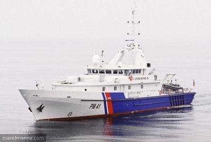 Un gros chalutier allemand dérouté sur Cherbourg | Mer et Marine | Les news en normandie avec Cotentin-webradio | Scoop.it