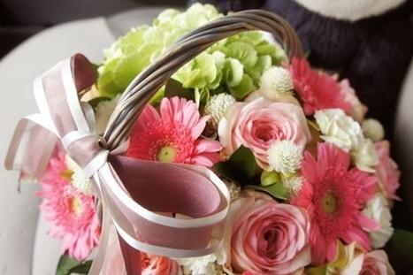 Hướng dẫn cắm hoa sinh nhật bạn một cách dễ dàng   giay nam   Scoop.it