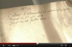 Archives du climat : une vaste étude est lancée de 1850 à 1960 | GenealoNet | Scoop.it