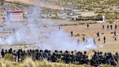 Un ministre adjoint tué par des mineurs en grève | Chroniques boliviennes | Scoop.it