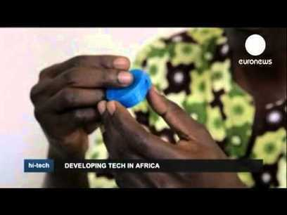 African inventor makes 3D printer from scrap | 3D printing | Scoop.it