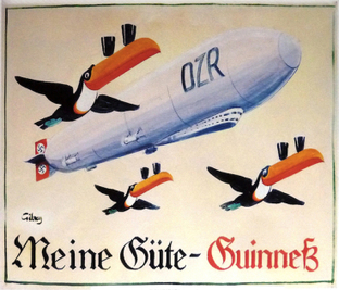 Retronaut - 1936: Guinness Nazi Germany advertising posters | Histoire et sciences | Scoop.it