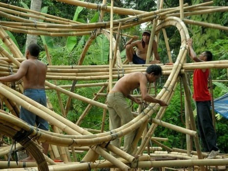 Bali's Bamboo Architecture Is Sustainable—and Spectacular | Benhil - Innovative bamboo | Scoop.it