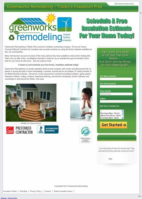 Greenworks Remodeling | Local Search Marketing | Scoop.it