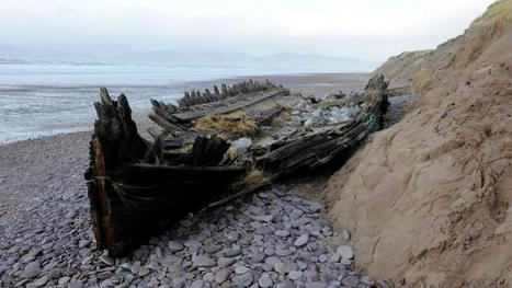 Moves  to protect  Kerry shipwreck displaced by storm | All about water, the oceans, environmental issues | Scoop.it