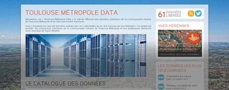 Toulouse Métropole lance sa libération des données publiques | L'embusc@de | Scoop.it