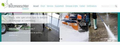 ENSCH lance son nouveau site Internet | Infogreen | InfoGreen.lu | Scoop.it
