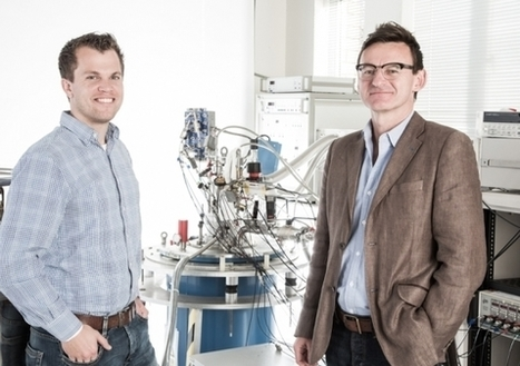Australian Engineers Build World First Two-Qubit Logic Gate in Silicon | Quantum Computing Technology Australia | Quantum Computing | Scoop.it