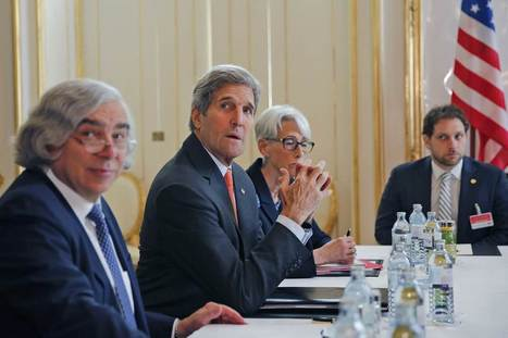 Kerry: Iran Negotiators Making Progress on Nuclear Deal - NBCNews.com | CLOVER ENTERPRISES ''THE ENTERTAINMENT OF CHOICE'' | Scoop.it