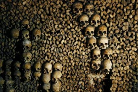 Pour Halloween, Airbnb (s')offre les Catacombes de Paris | Histoire culturelle - Normes et pouvoirs, pratiques et sensibilités | Scoop.it