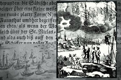 In 1665, Many Said They Saw a UFO Battle and Fell Sick Afterward | The Truth May Be Out There | Scoop.it