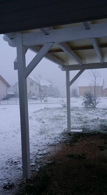 Bonjour la neige... | The Blog's Revue by OlivierSC | Scoop.it